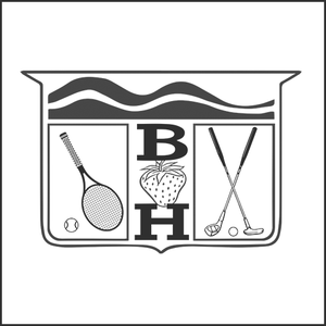Grayscale Logo BHCC