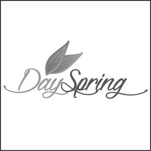 Grayscale Logo DaySpring