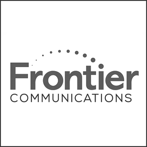 Grayscale Logo Frontier