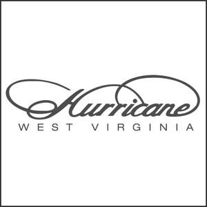 Grayscale Logo Hurricane