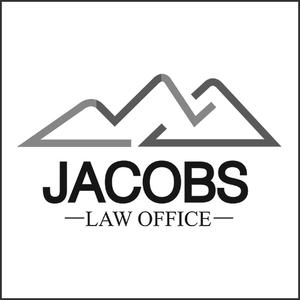 Grayscale Logo JLAW