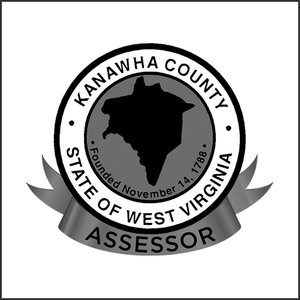 Grayscale Logo Kanawha Assessor