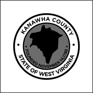 Grayscale Logo Kanawha