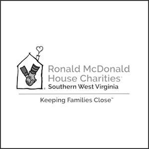 Grayscale Logo McDonalds