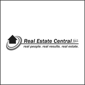 Grayscale Logo Real Estate Central