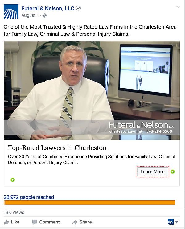 Facebook Ads For Lawyers That REALLY works - Local Impact