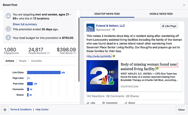 Facebook Advertising For Lawyers That REALLY works - Local Impact