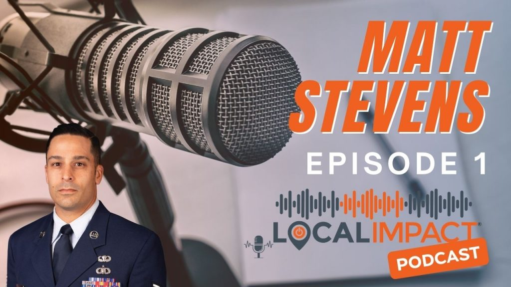 Hurricane Trail Racing With Matt Stevens - Episode 1 Local Impact Podcast