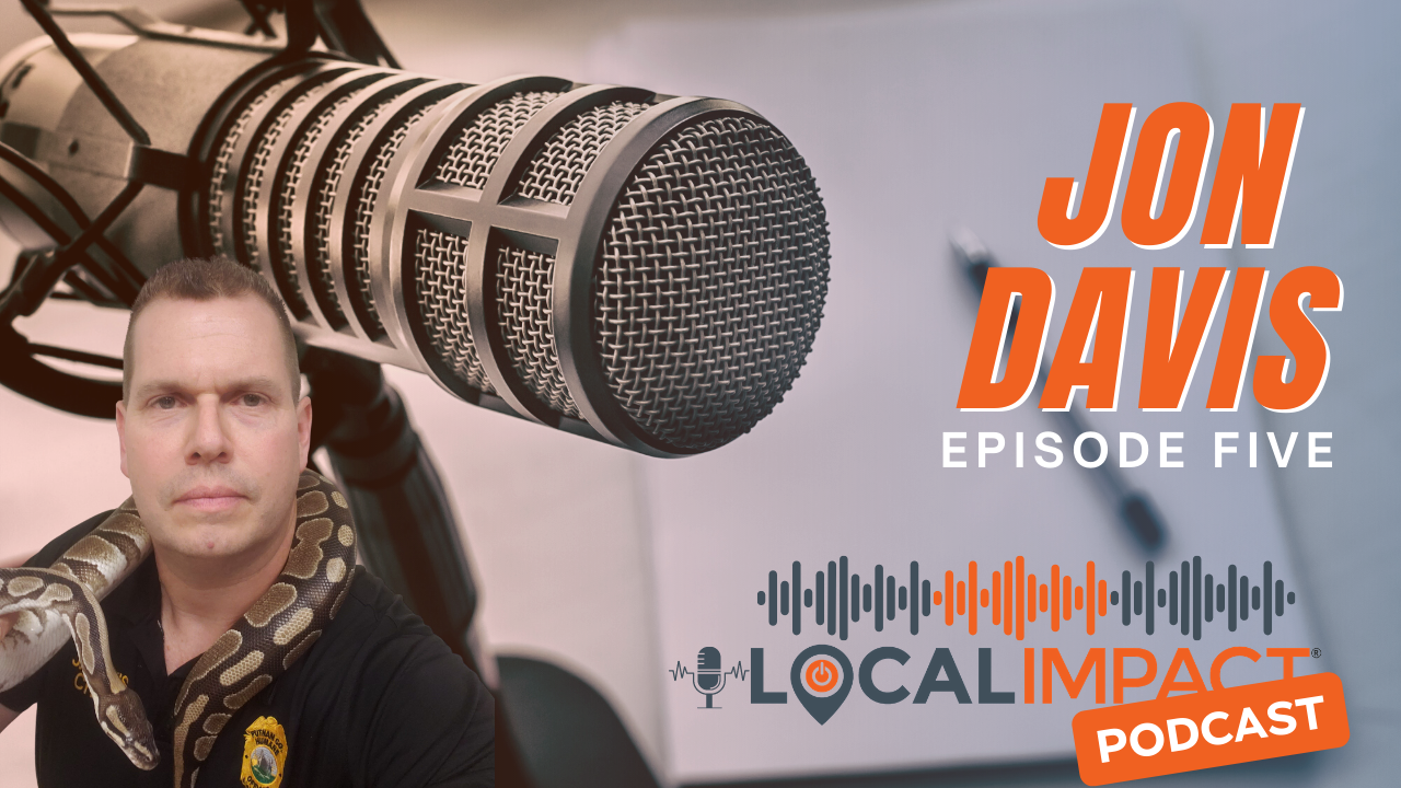 Jon Davis of the Putnam County Animal Shelter joins the Local Impact Podcast