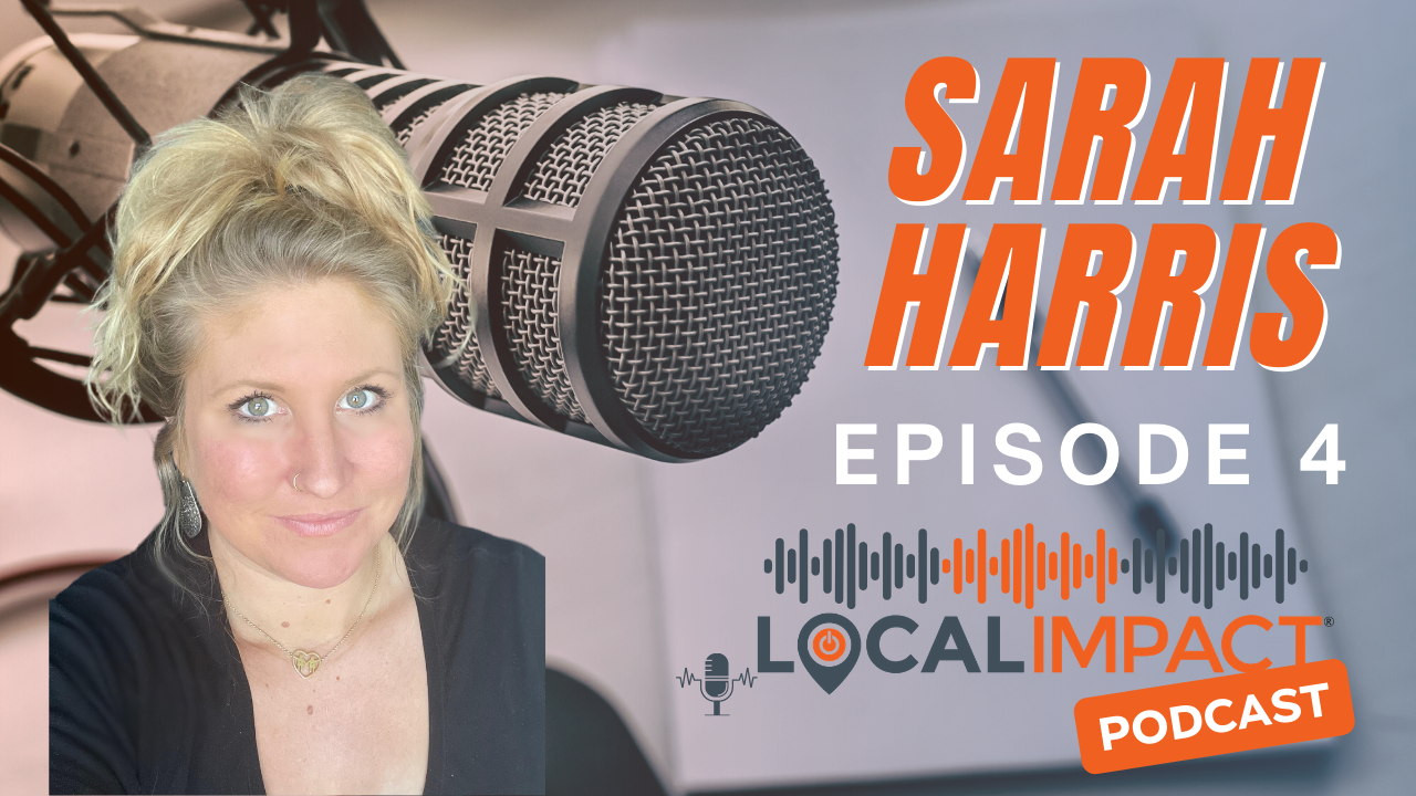 EPISODE 4 - Sarah Harris
