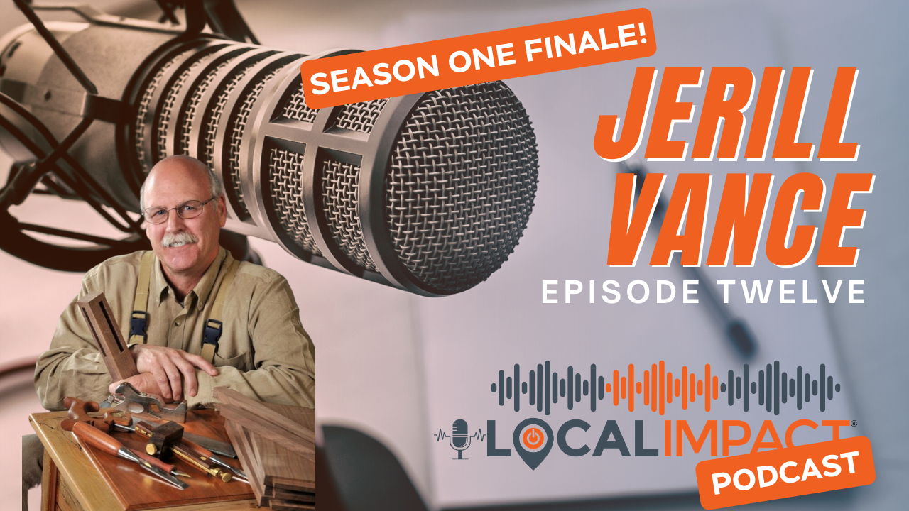 Jerill Vance joins the podcast